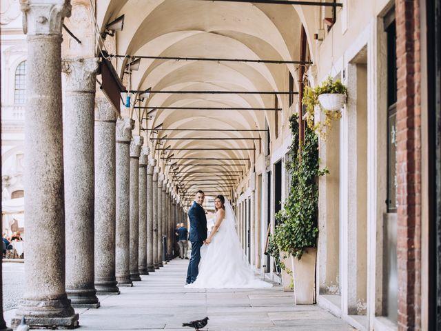 Il matrimonio di Andrea e Cristina a Casorezzo, Milano 31