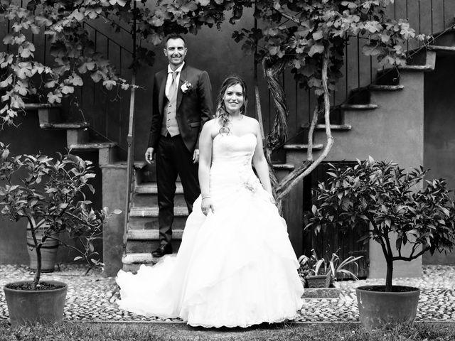 Il matrimonio di Andrea e Cristina a Casorezzo, Milano 34