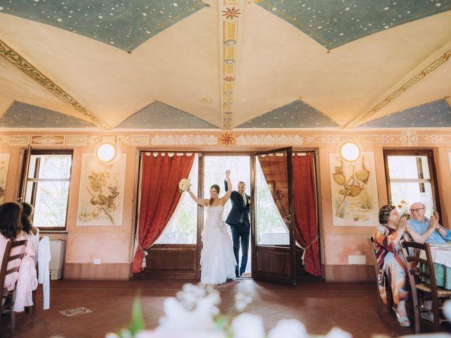 Il matrimonio di Andrea e Cristina a Casorezzo, Milano 35