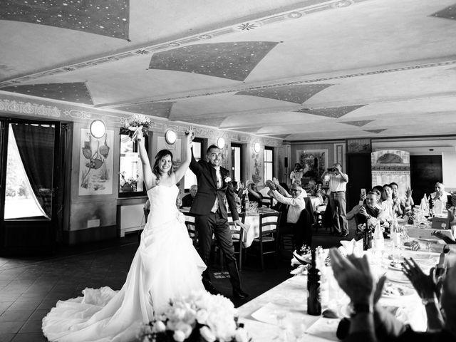 Il matrimonio di Andrea e Cristina a Casorezzo, Milano 36