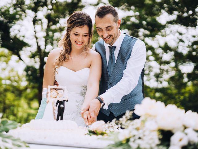 Il matrimonio di Andrea e Cristina a Casorezzo, Milano 38