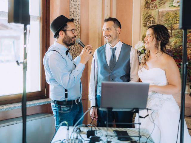 Il matrimonio di Andrea e Cristina a Casorezzo, Milano 44