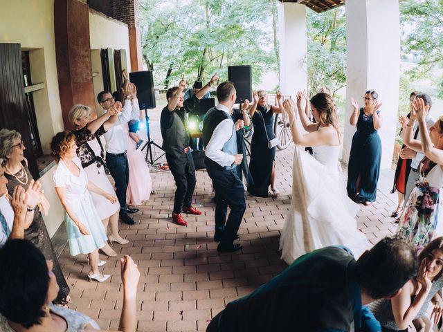 Il matrimonio di Andrea e Cristina a Casorezzo, Milano 46