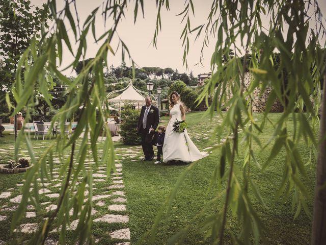Il matrimonio di Fabio e Simona a Roma, Roma 9