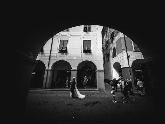 Il matrimonio di Teresa e Stefano a Chiavari, Genova 4
