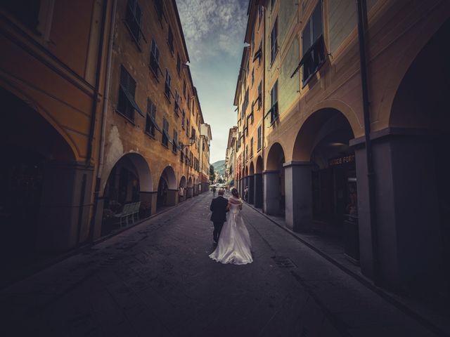 Il matrimonio di Teresa e Stefano a Chiavari, Genova 5