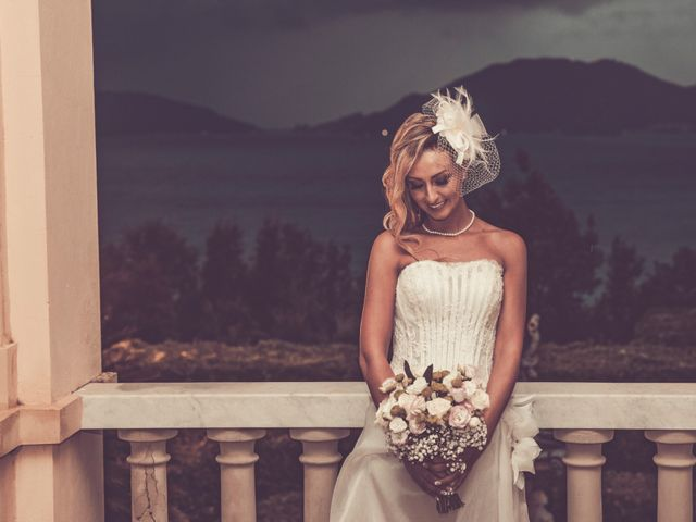 Il matrimonio di Teresa e Stefano a Chiavari, Genova 9