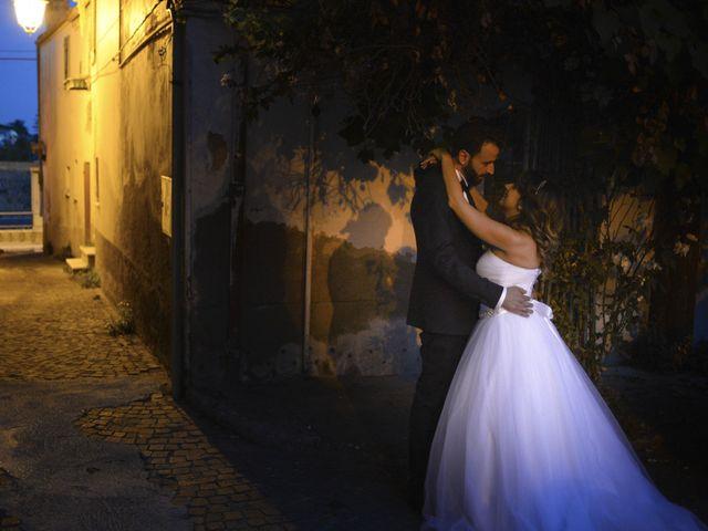 Le nozze di Sandra e Vincenzo