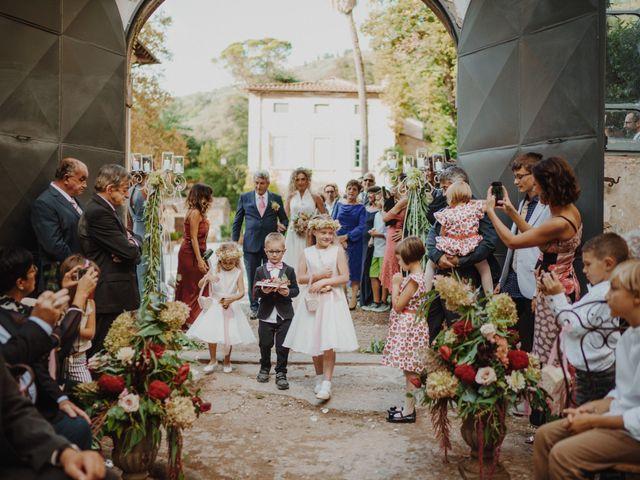 Il matrimonio di Gianluca e Stefania a Pisa, Pisa 8