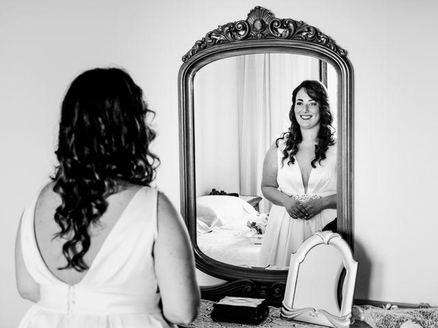 Il matrimonio di Andrea e Annalisa a Trino, Vercelli 5