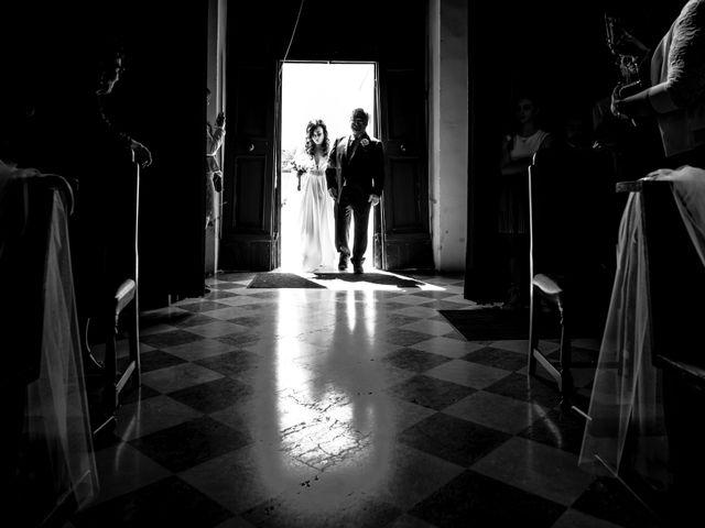 Il matrimonio di Andrea e Annalisa a Trino, Vercelli 7