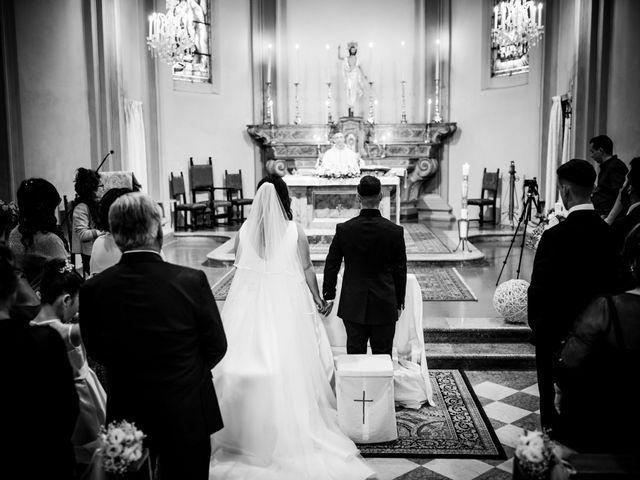 Il matrimonio di Andrea e Annalisa a Trino, Vercelli 8