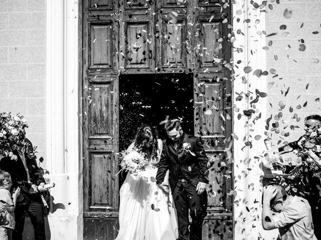 Il matrimonio di Andrea e Annalisa a Trino, Vercelli 9