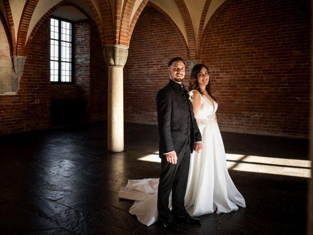 Il matrimonio di Andrea e Annalisa a Trino, Vercelli 13
