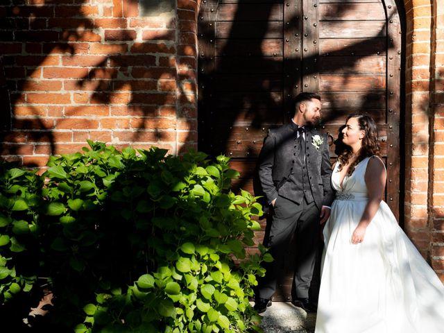 Il matrimonio di Andrea e Annalisa a Trino, Vercelli 14