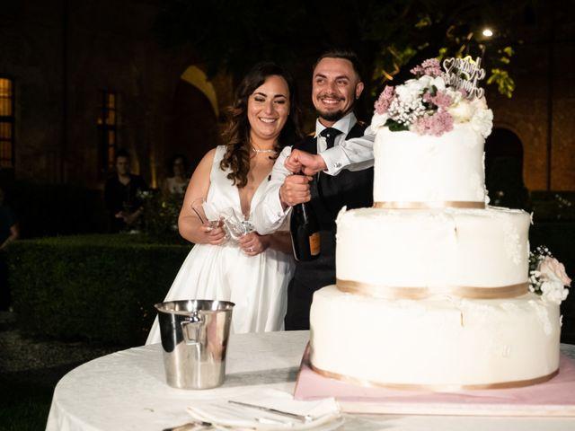 Il matrimonio di Andrea e Annalisa a Trino, Vercelli 15