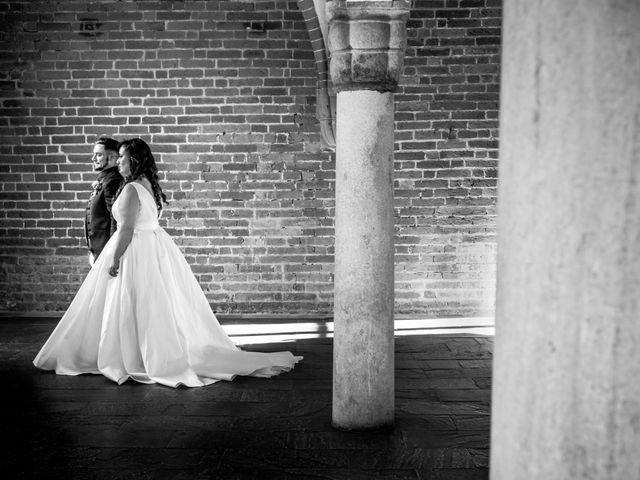 Il matrimonio di Andrea e Annalisa a Trino, Vercelli 18