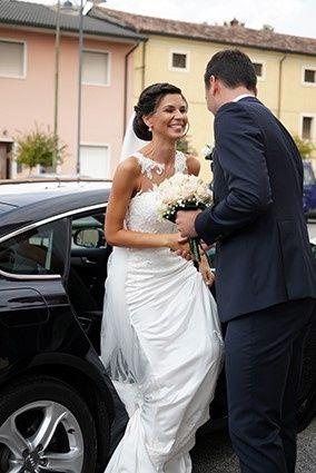 Il matrimonio di Riccardo e Cristina a Povegliano Veronese, Verona 9