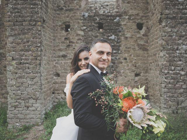 Le nozze di Sara e Gianni