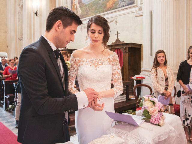 Il matrimonio di Alex e Alessandra a Mantova, Mantova 15