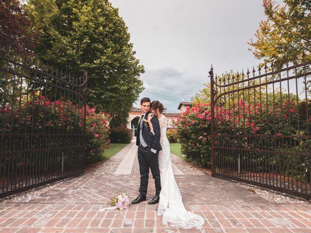 Il matrimonio di Alex e Alessandra a Mantova, Mantova 38