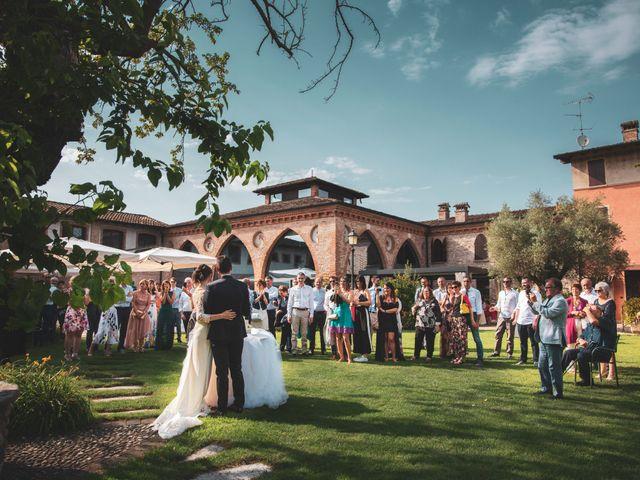 Il matrimonio di Alex e Alessandra a Mantova, Mantova 43