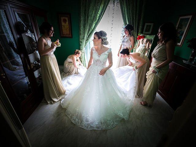 Il matrimonio di Helena e Mario a Briatico, Vibo Valentia 1