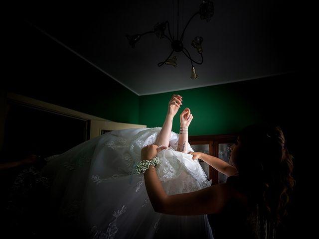 Il matrimonio di Helena e Mario a Briatico, Vibo Valentia 18
