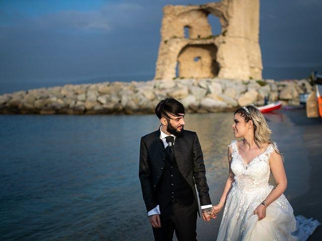 Il matrimonio di Helena e Mario a Briatico, Vibo Valentia 19