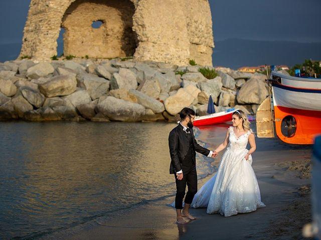 Il matrimonio di Helena e Mario a Briatico, Vibo Valentia 22