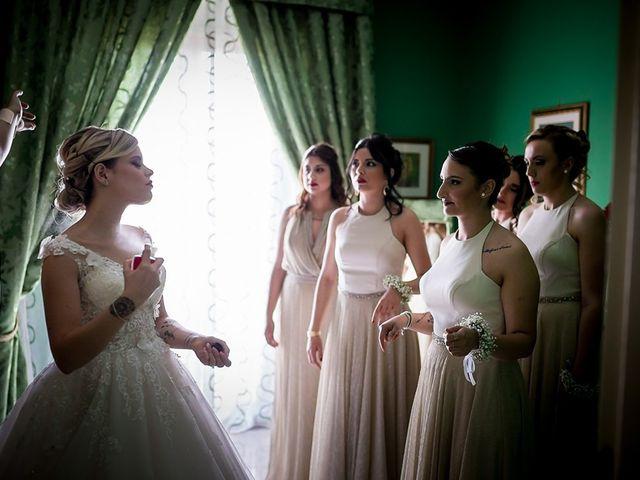 Il matrimonio di Helena e Mario a Briatico, Vibo Valentia 25
