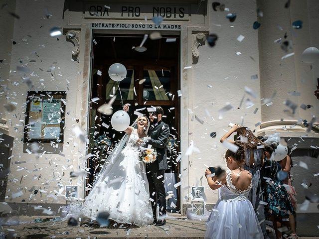 Il matrimonio di Helena e Mario a Briatico, Vibo Valentia 35
