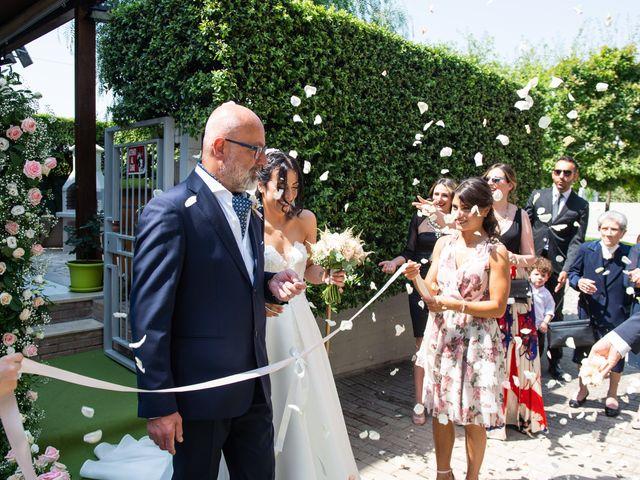 Il matrimonio di Michele e Elena a Altamura, Bari 32