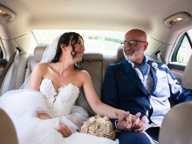 Il matrimonio di Michele e Elena a Altamura, Bari 35