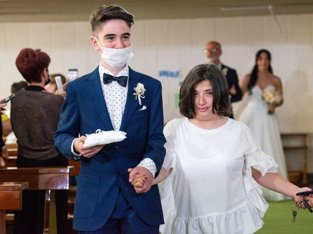 Il matrimonio di Michele e Elena a Altamura, Bari 37