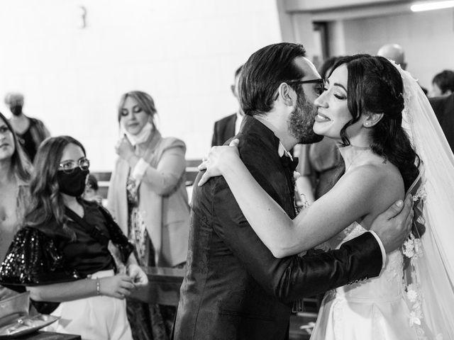 Il matrimonio di Michele e Elena a Altamura, Bari 38
