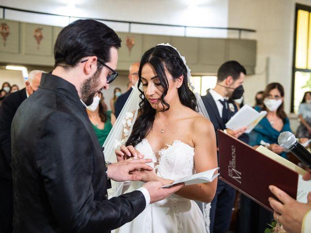 Il matrimonio di Michele e Elena a Altamura, Bari 40