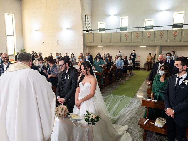 Il matrimonio di Michele e Elena a Altamura, Bari 42