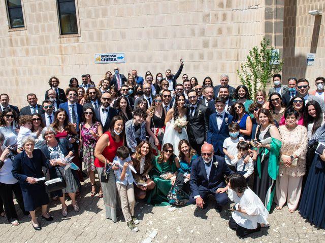Il matrimonio di Michele e Elena a Altamura, Bari 44