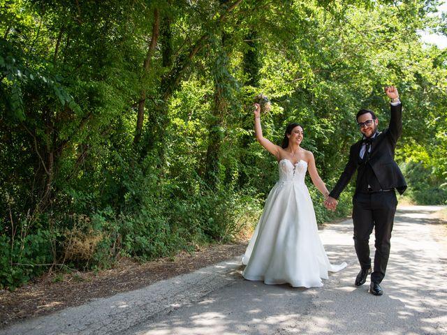 Le nozze di Elena e Michele