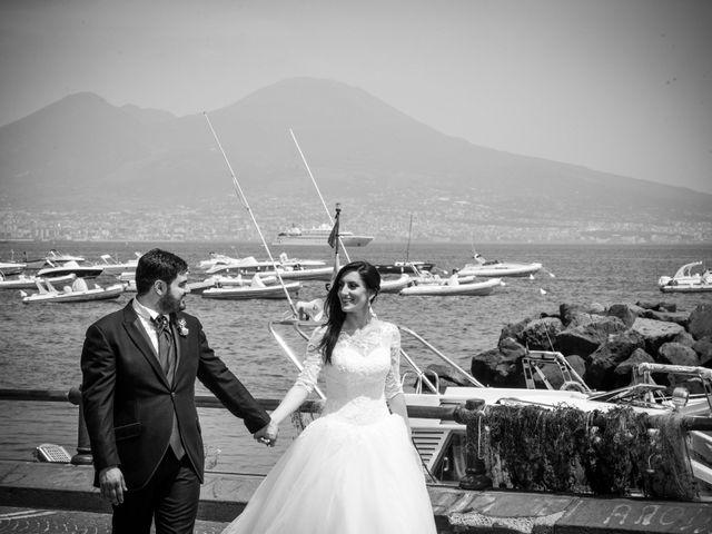 Le nozze di Titti e Valerio