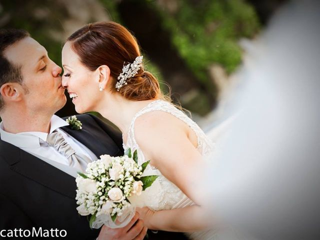 Pubblicazioni Matrimonio Olevano Romano : Reportage di nozze azzurra pierluigi centro moda