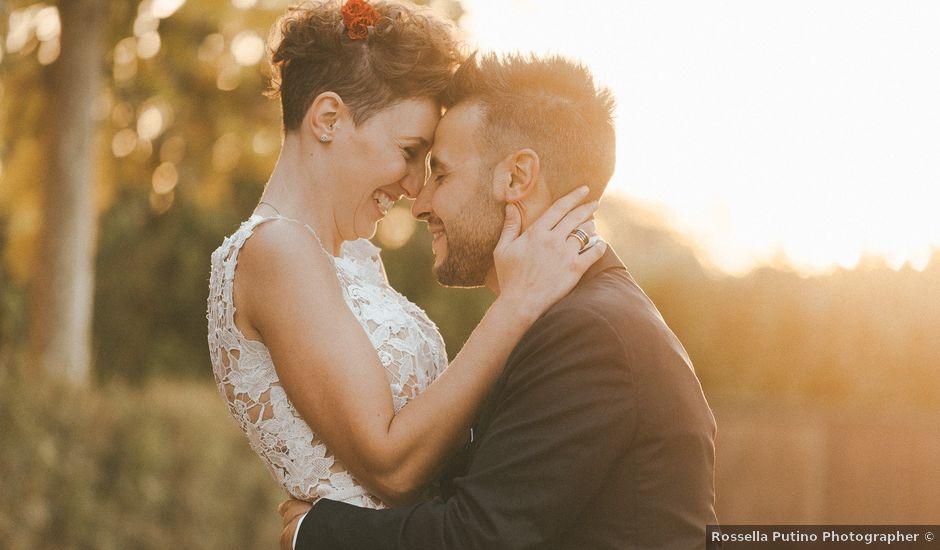 Il matrimonio di Davide e Greta a Bodio Lomnago, Varese