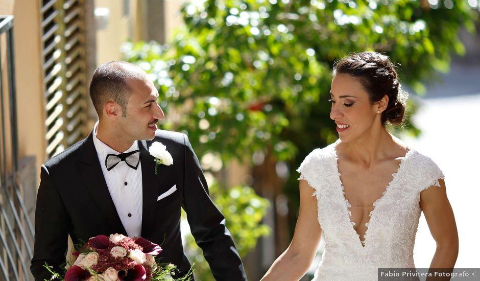 Il matrimonio di Fulvio e Francesca a Paternò, Catania
