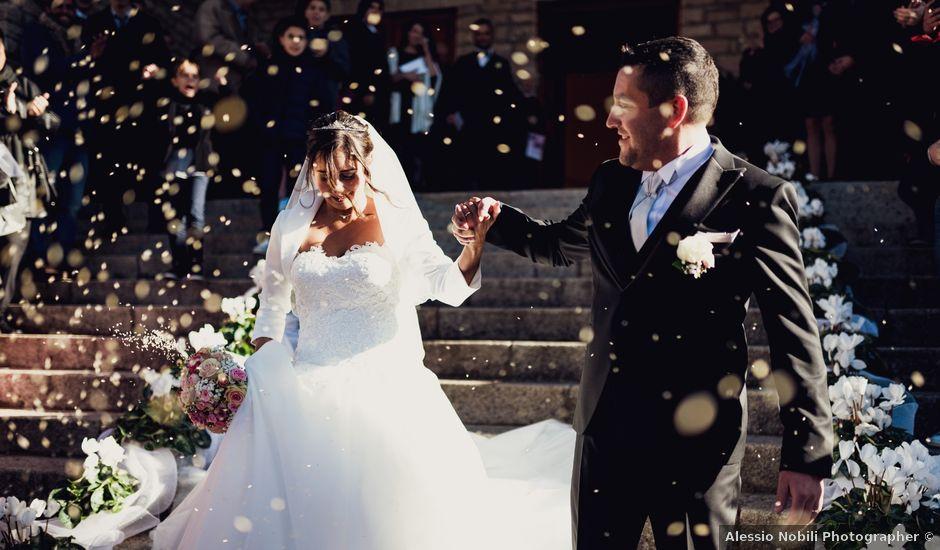 Il matrimonio di Riccardo e Sabrina a Castagneto Carducci, Livorno