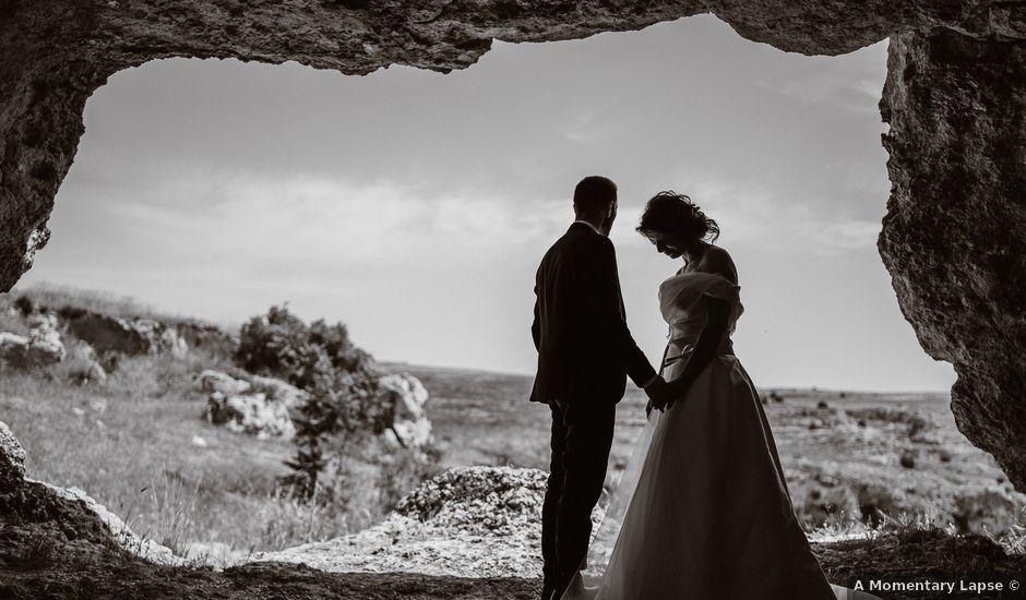 Il matrimonio di Gianvito e Annarita a Montescaglioso, Matera