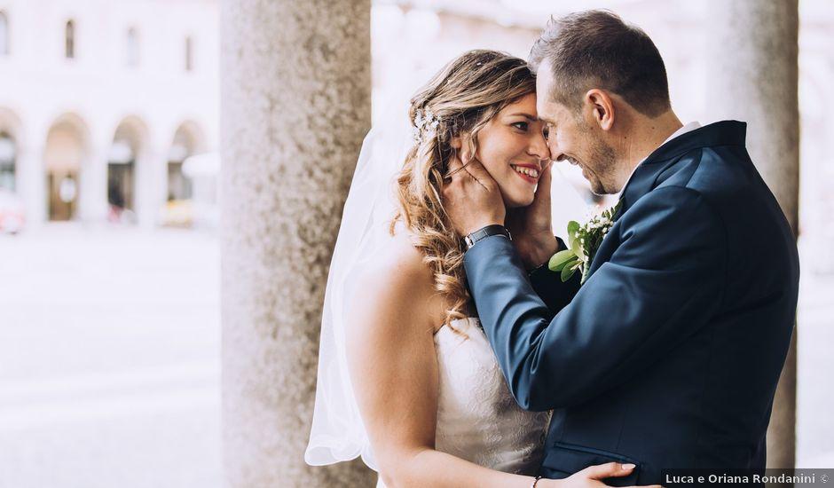 Il matrimonio di Andrea e Cristina a Casorezzo, Milano