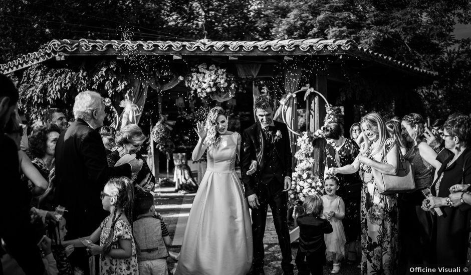 Il matrimonio di Fabio e Simona a Roma, Roma