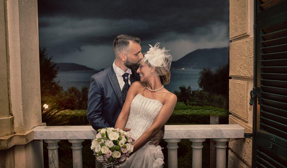 Il matrimonio di Teresa e Stefano a Chiavari, Genova