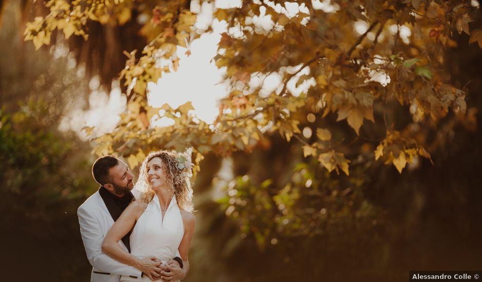 Il matrimonio di Gianluca e Stefania a Pisa, Pisa